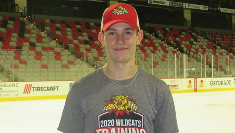 The Moncton Wildcats traded forward Connor Richard of Quispamsis to the Blainville-Boisbriand Armada on Wednesday.