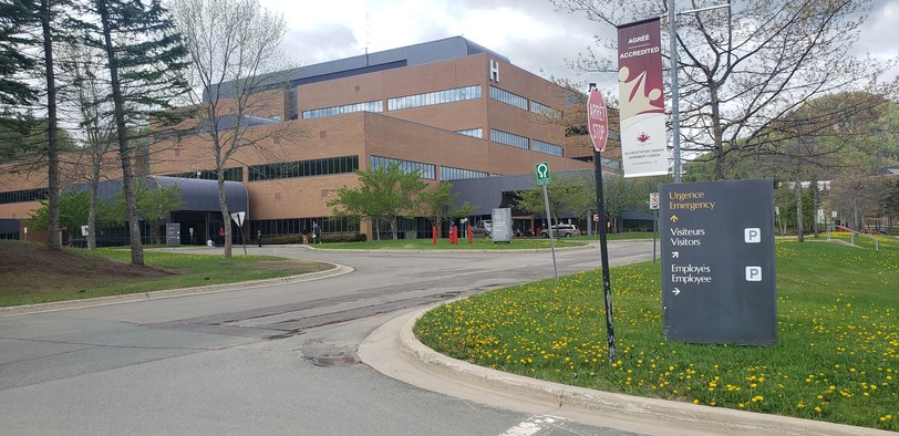 The ICU at the Campbellton Regional Hospital is closed until Sept. 9 so nurses from the unit can work in the Emergency Department.