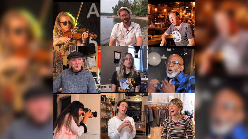 A variety of Port City artists are featured in the new documentary, HighestTides and Green Grass: Introducing Saint John's Newest Hitmakers.