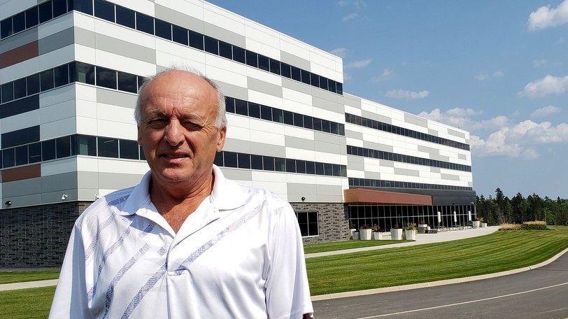 The COVIDpandemic initially hit Fredericton's Knowledge Park hard, causing it to lose more than 25 per centof its high-tech occupancy, said Larry Shaw, CEO of Ignite Fredericton.