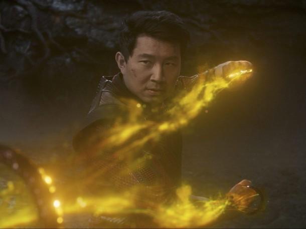 Shang-Chi (Simu Liu) in Marvel Studios' Shang-Chi and the Legend of the Ten Rings.