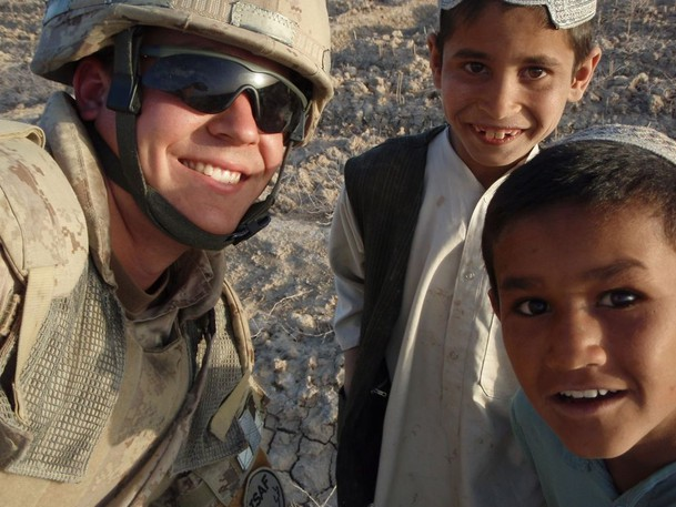 August 27, 2021 - Tim Laidler participated in a tour of duty in the Kandahar area of Afghanistan as a convoy escort troop, crew commander, acting station second-in-command, an RWS gunner, and a RG-31 driver.