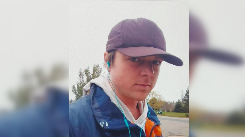 The Codiac Regional RCMP are trying to locateWesley Desjardinsof Moncton.