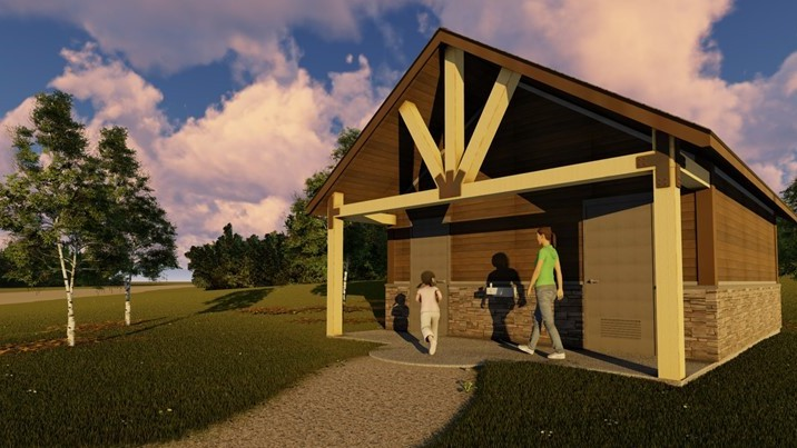 Salisbury Village Council has delayed construction of a new public restroom at Highland Park because of high construction costs.