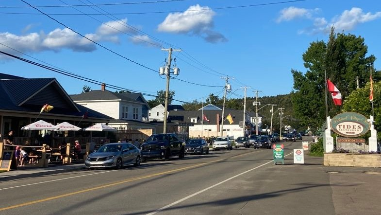 The Village of Alma remainedunder a boil order following last weekend's water pump breakdown.