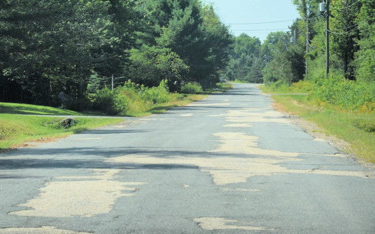 Miramichi city council is considering a resurfacing project for 1.35 kilometres of Douglasfield Road.