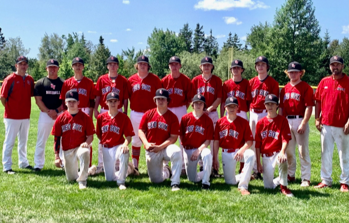 The KV Red Sox U18 team is ready to play the role of underdogs at the 2021 18U AA Atlantic Baseball Championship, being held in Saint John through to Sunday.