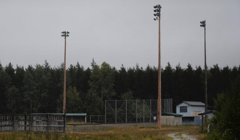 Miramichi city council is considering a request from the Miramichi Golf and Country Club to repurpose the light poles from the shuttered Cardinal Field for the club's driving range.