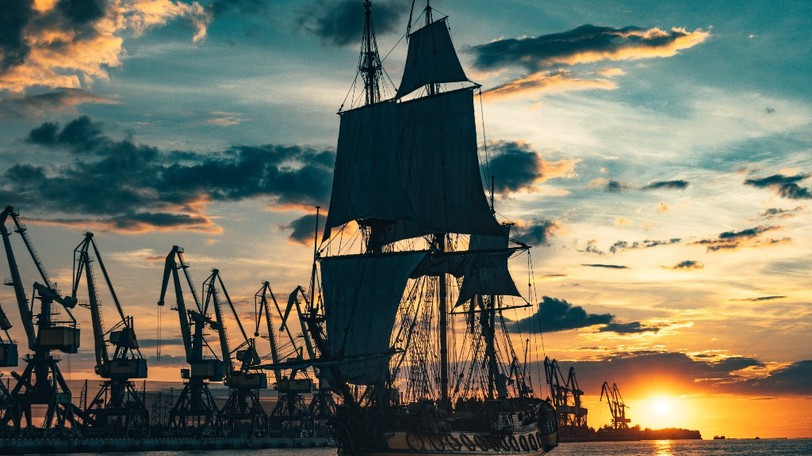 Sea shanties are work songs, or sometimes songs of war, Before the Mast leader Gary Caines said, adding he thinks they're an important part of Canadian history.