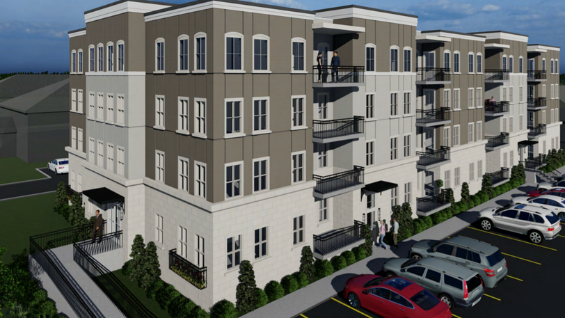 The Riverview Plannning Advisory will consider a proposal for a four-storey, 35-unit apartment building at the corner of Pinewood Road and Cleveland Avenue in Riverview. The next meeting of the Riverview Planning Advisory Committee is Sept. 8.