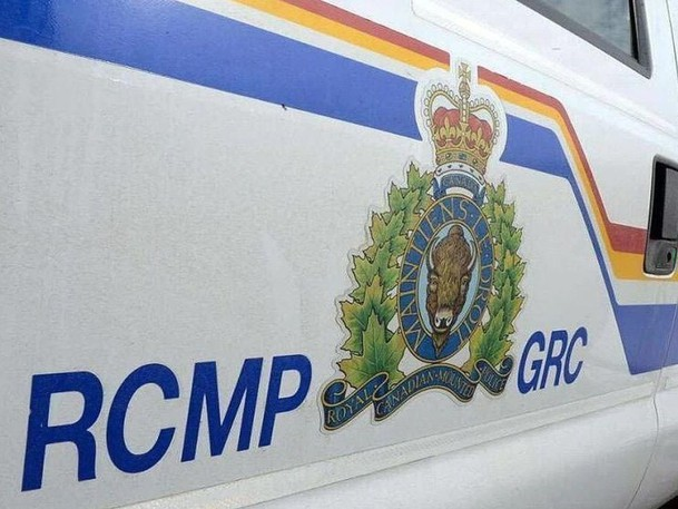 An RCMP vehicle is seen in this file photo