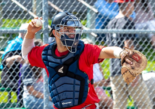 Ryan Van Snick hit a three-run homer Sunday for the Saint John Alpines but it was not enough as the Charlottetown Islanders earned a 5-3 New Brunswick Senior Baseball League playoff victory at Memorial Field. Game 6 is Tuesday in Charlottetown.