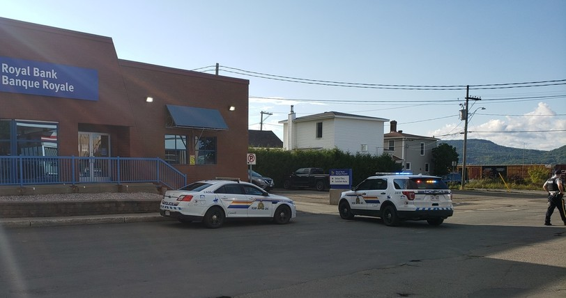 RCMP have arrested suspects in an armed robbery at the RBC on Roseberry Street in Campbellton that happened late Tuesday afternoon.