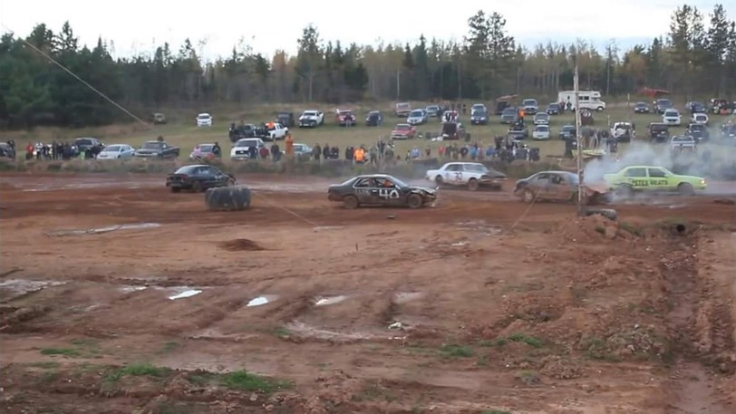 The Redneck Raceway is gearing up for its first event since the pandemic started, with a demolition derby set for Saturday afternoon.