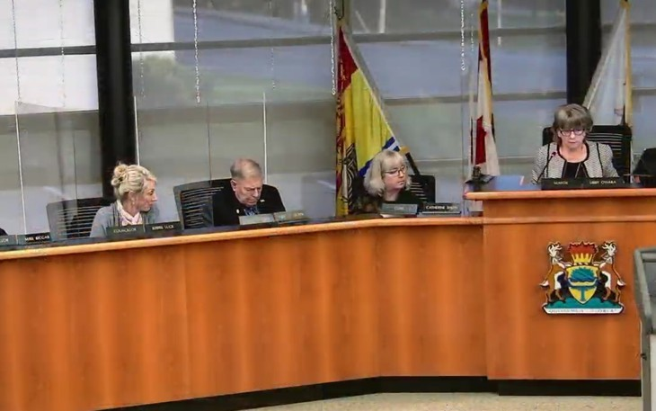 """The Town of Quispamsis voted to support the town administration's suggestion to remain open on Sept. 30, the National Day for Truth and Reconciliation, on Tuesday night. In the afternoon on that day, the town plans to hold a """"recognition"""" ceremony instead."""