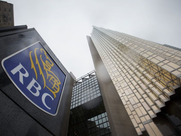 Royal Bank of Canada and Toronto-Dominion Bank are sitting on the most excess money with CET1 capital ratios.