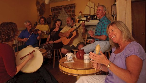The Miramichi Kitchen Party - an evening of song and stories focused on the Miramichi region - returned this week for its first show in nearly two years.