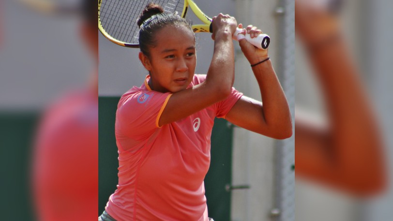 Canadian Leylah Fernandez has been a giant killer at the U.S. Open.