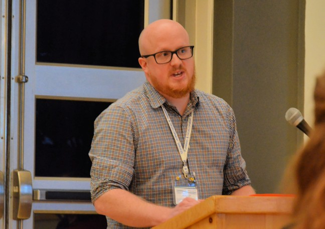 Justin Forbes resigned Sept. 3 from his post as the Greater Miramichi Regional Service Commission planning services manager.