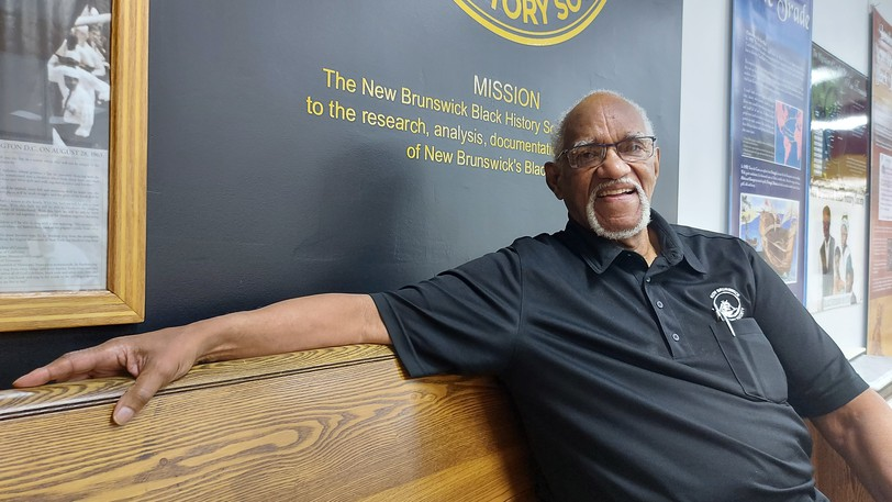 Community leader Ralph Thomas is one of 10 recipients of the Order of New Brunswick this year.