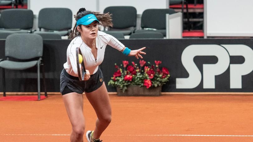 Great Britain's Emma Raducanu won the U.S. Open final on Saturday.