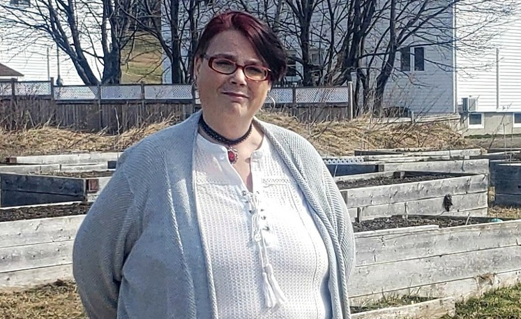 Community activist Kerry Babin took to Facebook to alert her friends and family that she had tested positive for COVID-19 despite being fully vaccinated against the virus.