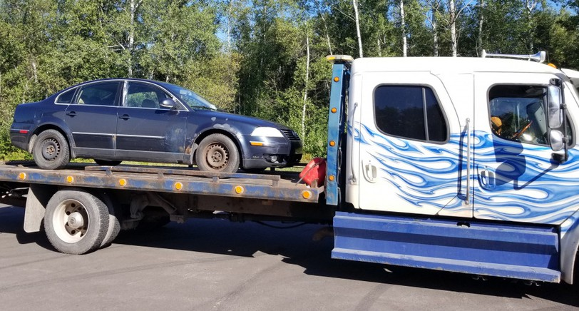 New Brunswick RCMPissued 78 charges, including three licence suspension, and towed 18 vehicles during a recent operation targeting unsafe and modified vehicles in Metro Moncton.