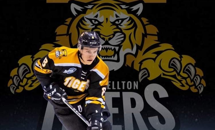 Daryk Dube-Plouffe, who led the Campbellton Junior A Tigers in scoring last year, was one of only a handful of regulars in the lineup in Sunday's game in Grand Falls. He had one assist in a 6-5 shootout win.