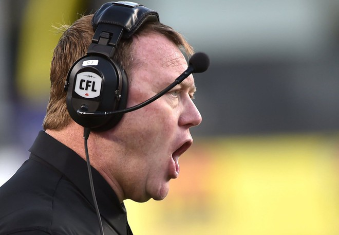 Chris Jones, who guided the Argos defence when they won the 2012 Grey Cup, is believed to be returning to Toronto after two Argos defensive coaches went on leave on Monday.