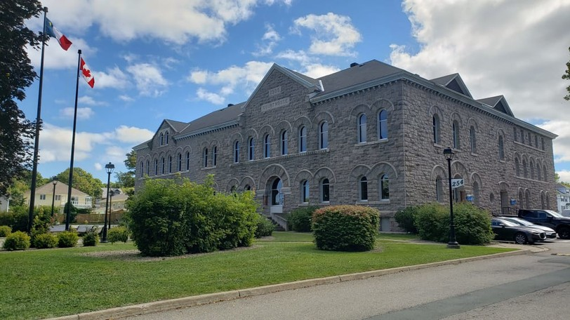 A 42-year-old man from South Tetagouche charged with breach of a court order made his most recent court appearance Tuesday afternoon at the Bathurst court house.