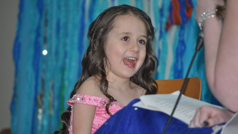 Summerfest celebrations in Plaster Rock have been cancelled due to COVID-19 cases in the community. The Mini Miss, Little Miss and Junior Miss Summerfest pageants have been postponed and the situation will be reassessed in two weeks. In this file photo from 2019, Jaleaka Melvin smiles as she answers a question.