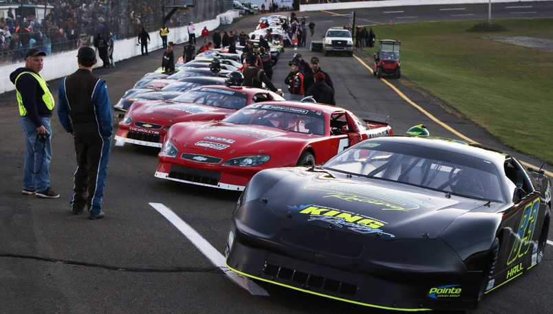 Petty International Raceway hosts the Mike Stevens Memorial, a two-day stock car racing event, on Friday and Saturday in River Glade.