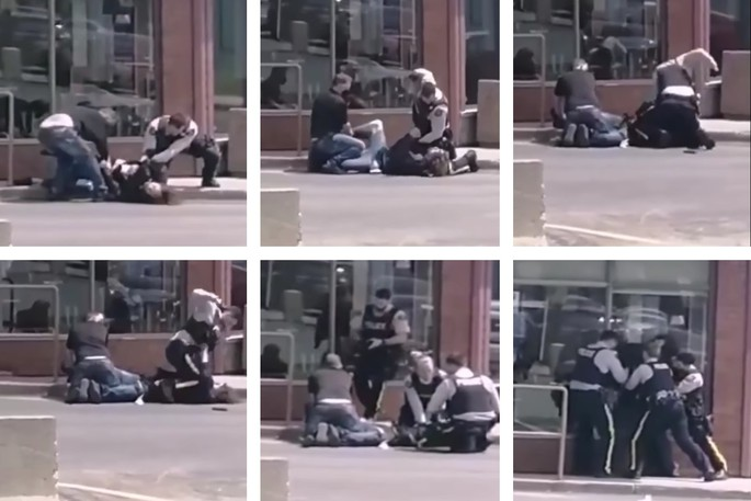 André Mercier, 30, waived his right to a bail hearing on Sept. 15 after he had been arrested for failure to appear at prior court dates. He also faces new charges. Mercier was seen being arrested in a July 2 video that went viral, showing a Campbellton RCMP officer apparently striking him about 20 times. A report prepared by Quebec's police watchdog BEI is in the hands of New Brunswick prosecutors for review.