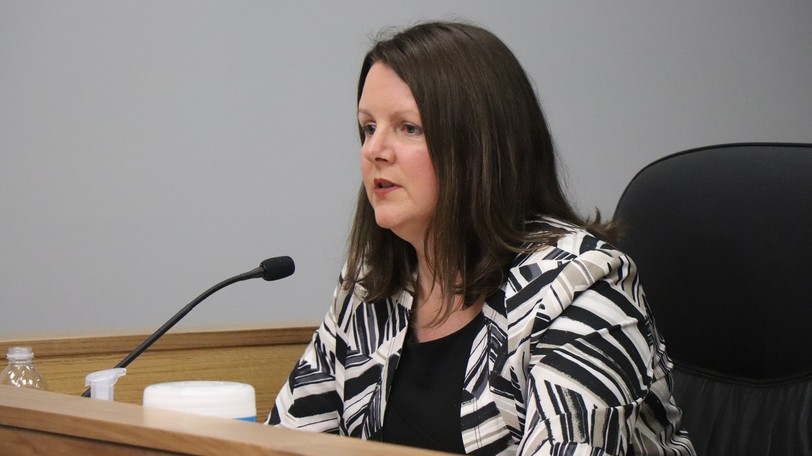 The province reported 10 new cases of COVID-19 in the Bathurst health zone over the weekend. Pictured is Dr. Jennifer Russell, chief medical officer of health, during a past press briefing.