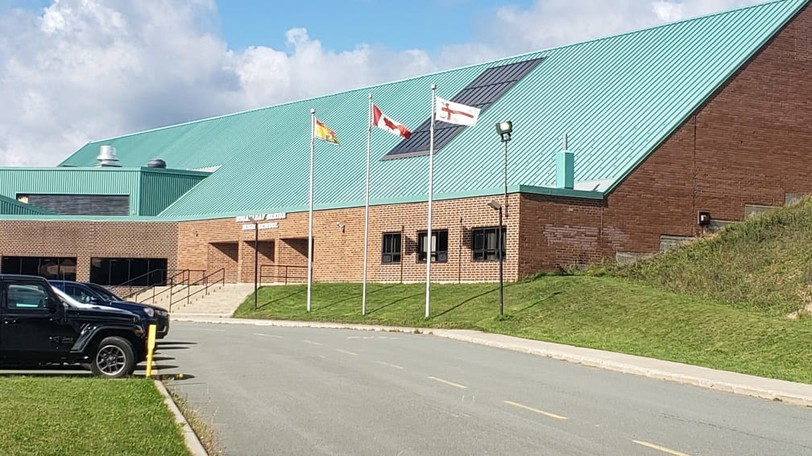 Sugarloaf Senior High School in Campbellton was one of the area schools affected by cases of COVID-19 over the past week. Education Minister Dominic Cardy announced new pandemic measures for all schools in the province as a result of mounting cases of the virus, but all schools in Zone 5, eastern Restigouche, will have stricter rules in place for at least two weeks.