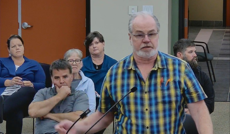 Quispamsis resident Stephen Hutchison said he was concerned about what the continued development of the Highlands of Queensbury Subdivision would mean for the drinking level water levels in the area during a planning advisory meeting on Tuesday.
