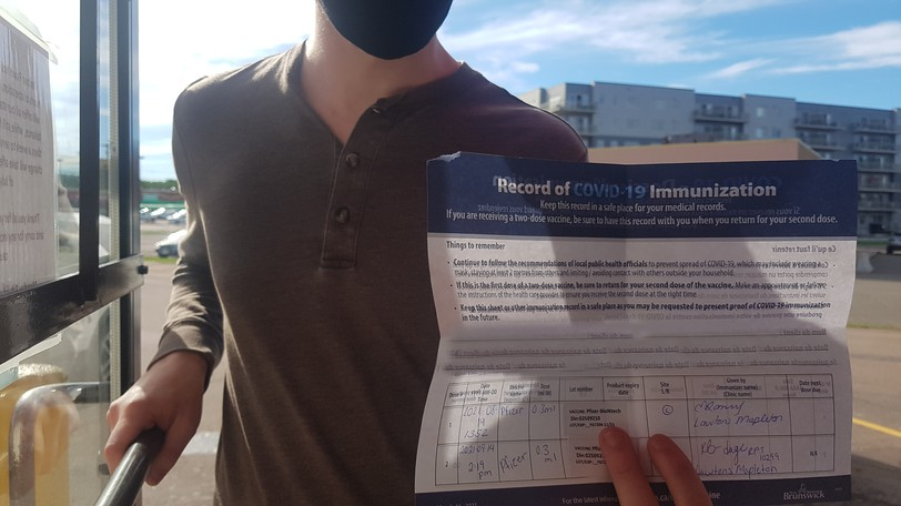 Miramichi business owners are receiving backlash following the province's announcement that people will need to show proof of vaccination in order to enter non-essential businesses.