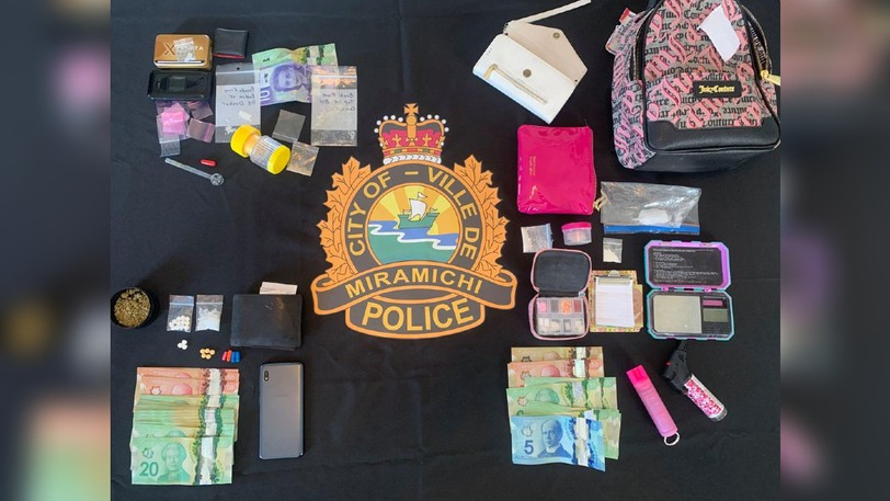On September 14, the Miramichi Police Force announced the arrest of three people in connection with an ongoing drug investigation.