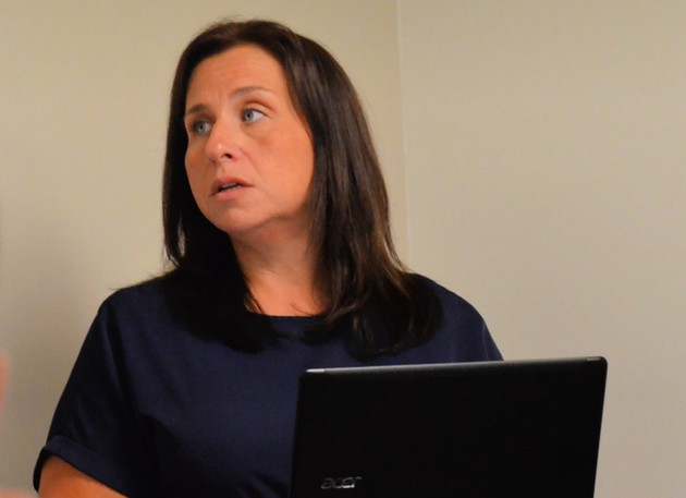 Mélanie Cripps, Greater Miramichi Regional Service Commission solid waste services general manager, says a mobile hazardous waste collection program is needed in the region.