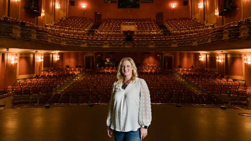Angela Campbell, executive director for the Imperial Theatre, said the upcoming season is the biggest one for the organization in years.