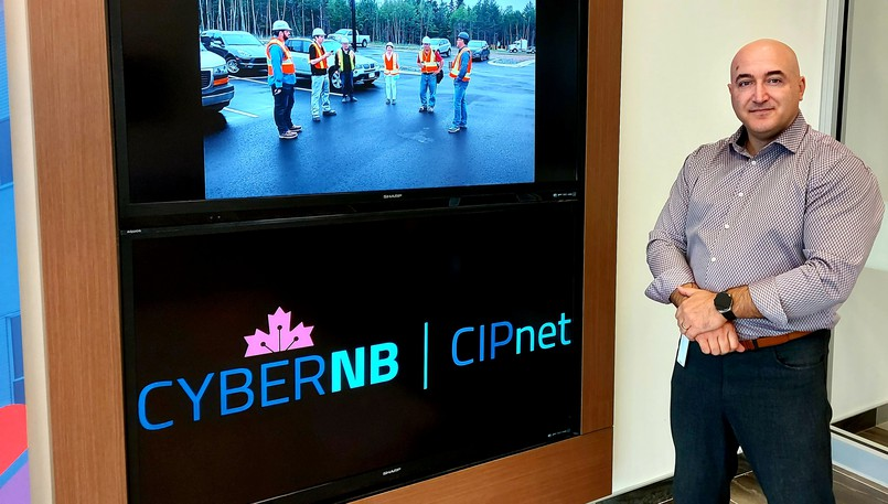 CyberNB CEO Tyson Johnson is excited about the company's new program offeringhigh school students across the country an opportunity to compete in a fun-Esports-inspired cybersecurity league –CYWARIA League North –while replicating real-life cyber threats.