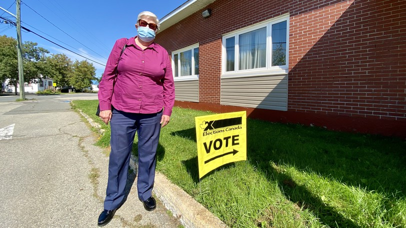 Sussex voter Helen Bryant reported the voting process went smoothly during the third pandemic election she has participated in, though she feels it was an unnecessary one to begin with.