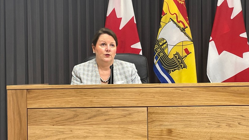A total of 199 new cases of COVID-19 were announced over the three-day period ending on Sept. 20 in New Brunswick. In Monday's briefing, Dr. Jennifer Russell said urgent action is needed to curb the spread of the virus. Masks in indoor spaces are once again required as of Sept. 21 at 11:59 p.m.