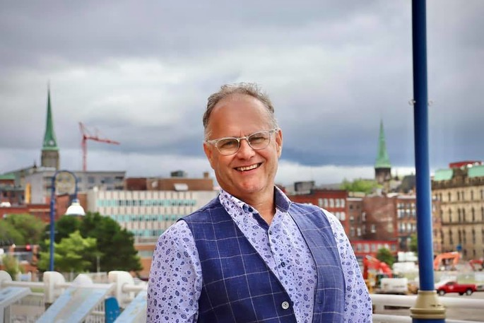 Liberal Wayne Long was re-elected on Monday for a third-term in Ottawa serving Saint John-Rothesay.