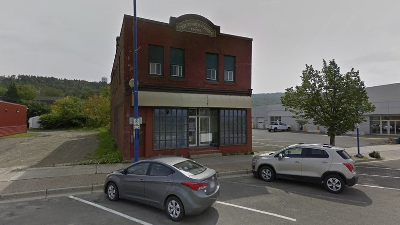 Dalhousie town council declared the long-abandoned Rosenhek building at 452 William St. to be unsightly, and will proceed to have it demolished.
