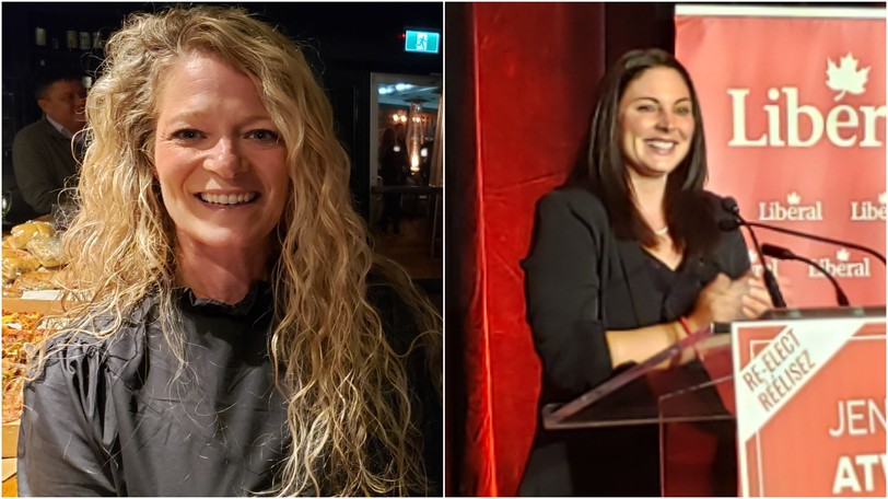 Mail-in ballots will ultimately determine who wins the riding of Fredericton, a close race between Conservative Andrea Johnson and Liberal Jenica Atwin.