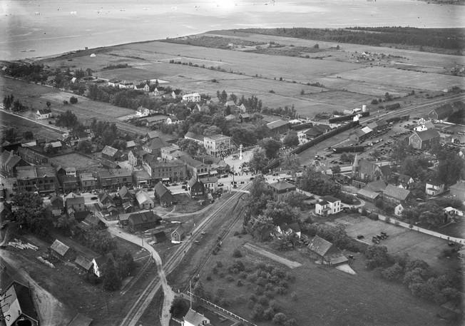 All eyes were on Shediac in 1933 whena record-breaking, transatlantic flight – which doubled as a massive Italian fascist propaganda event – landed in the New Brunswick town.