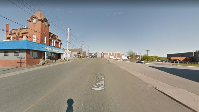 A portion of Main Street West will be reduced to one lane on Wednesday.