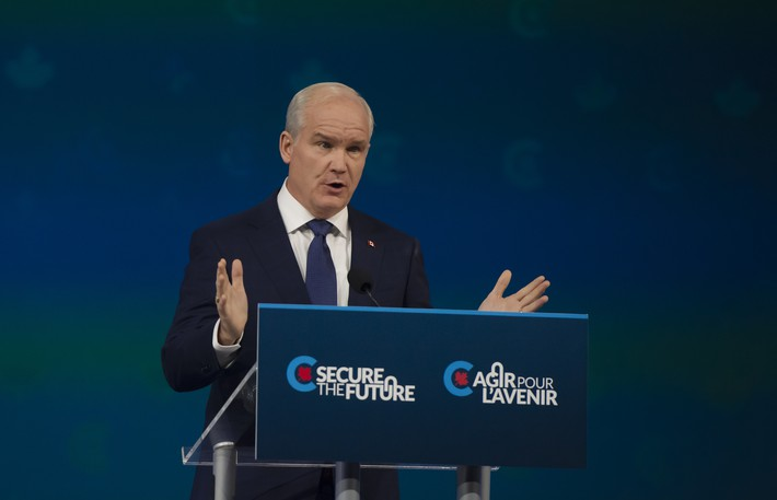 Federal Conservative Party leader Erin O'Toole has tried and failed to be all things to all people, writes Rupa Subramanya.