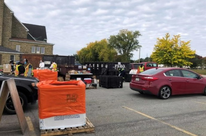 The Greater Miramichi Regional Service Commission solid waste service branch's fall household hazardous waste collection day is set for Saturday in Miramichi and Doaktown.
